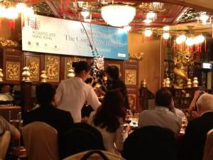 Banquet風景